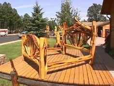 cedar bed frame plans | ... Cedar King Size Bed uses Hand Stripped Character Cedar Logs photo 26