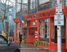 Salvation Cafe: A healthy, hip restaurant in Newport Rhode Island