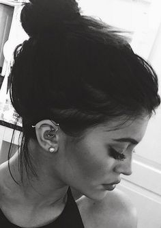 Kylie Jenner Piercings                                                                                                                                                      More