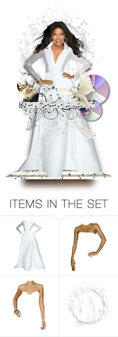 """Natalie Cole"" by ultracake ❤ liked on Polyvore featuring art, music, dolls, tribute, ultracake and Nataliecole"
