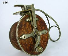 Fly Fishing Reel  Vintage collection http://www.internationalangler.com/Abel-Spey-Reel-p/19.htm