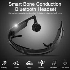 Advanced Bone-Conduction® Wireless Bluetooth Headphones