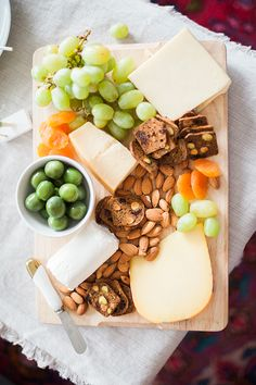 Food File: Cheese Platter Guide   THE VAULT FILES