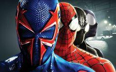 SPIDER-MAN superhero marvel spider man action spiderman wallpaper background