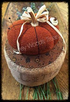 Three little pumpkins SOLD | Primitive Handmades Mercantile