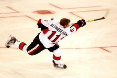 Daniel Alfredsson Daniel Alfredsson, Stanley Cup, Best Player, Hockey Players, Ottawa, Best Games, Kids Playing, Nhl, Coaching