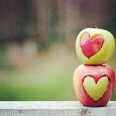 Apple Carvings
