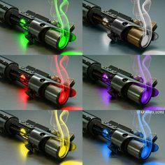 What Lightsaber color would you wield? Lightsaber Colors, Lightsaber Design, Star Fi, Star War 3, Star Wars Jedi, Lego Star Wars, Star Wars Light Saber, Star Wars Images, Jedi Knight