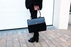 saintlaurent-4 Saint Laurent Handbags, Saint Laurent Bag, J Brand Jeans, Jeans Brands, Boots For Sale, Black Suede, Saints
