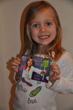 Lollipop Valentine's Day Cards!