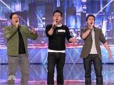 3 Young Strangers Recently Met Online - And When They Sing It Sounds Like Heaven! WOW!!!