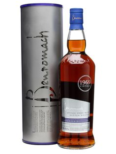 Benromach 1969 / 42 Year Old / Refill Sherry : Buy Online - The Whisky Exchange - A marriage of two casks of whisky distilled at Benromach back in 1969. Matured for 42 years in refill sherry casks it's bottled at 42.6% and is packed full of great sherry flavour.   This is limite...