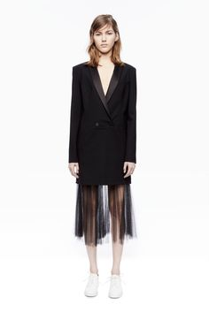 DKNY Resort 2016 - Collection - Gallery - Style.com. . . . . I kind of like this better than the Dior couture version