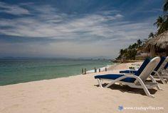 Private beachfront at Casa Salinas I in Puerto Vallarta Mexico.  http://www.casabayvillas.com/