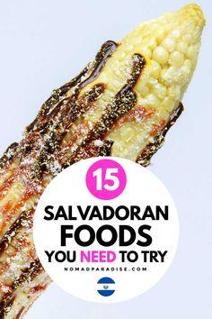 Cajun Recipes, Mexican Food Recipes, Cooking Recipes, Ethnic Recipes, International Food Day, Keto Desert Recipes, El Salvador Food, Salvadoran Food, Medieval Recipes
