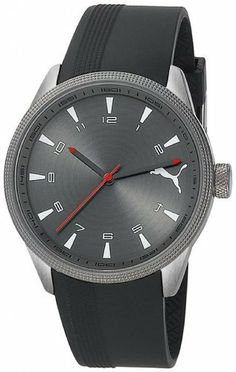 Puma Indicator Silver Grey Men's watch #PU102601007 PUMA. Save 39 Off!. $55.00. 42mm Case Diameter. 50 Meters / 165 Feet / 5 ATM Water Resistant. Motor Collection. Mineral Crystal. Quartz Movement