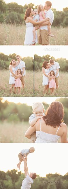 nashville family photographer . the ritterskamp family