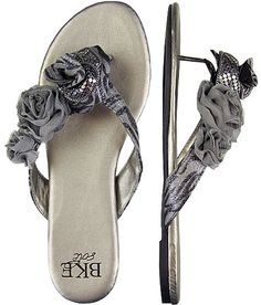 BKE Sole Lana Zebra Flip - Women's Shoes | Buckle
