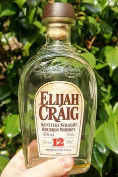 048 - Elijah Craig 12yo