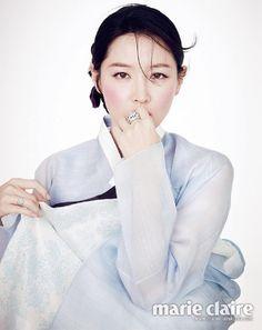 이영애 사임당 빛의 일기 마리끌레르 화보 / Lee Youngae