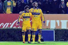 Damian Alvarez y Emanuel Villa