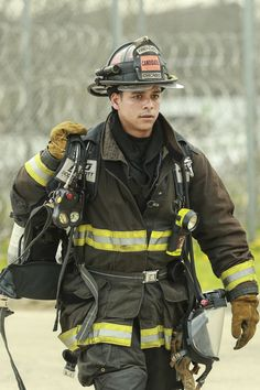 Peter Mills. #ChicagoFire