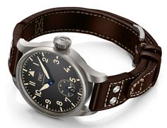 IWC Big Pilots Watch Heritage 48 - on side - Perpetuelle
