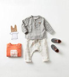 Shop by Look - Baby jongen (3 maanden - 3 jaar) - KINDEREN | ZARA Nederland