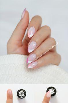 """Lato coraz bliżej, a ja już dziś przybywam do Was z propozycją wakacyjnego manicure. Będzie to stylizacja """"color french"""", która idealnie wp..."""