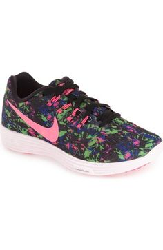 Nike  LunarTempo 2  Print Running Shoe (Women) available at  Nordstrom Moda e606bd14a