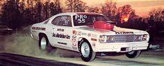 Vintage Drag Racing - Pro Stock - Sox & Martin Race Cars