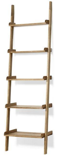 Step Ladder Bookcase, Apartment Therapy, Ladder Decor, Shelves, Interior, Home Decor, Bathroom, House Ideas, Garden