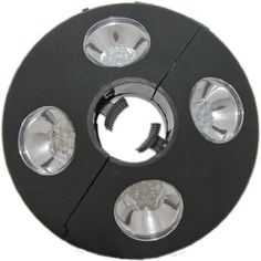Patio Umbrella Light - 24 LED Lights At 72 Lumens to Really Brighten Your Outdoor Patio Area - 3 X AA Battery Operated - Adjustable to Fit Tightly Around Your Umbrella Pole - Cool White Color - Made of Tough ABS Material Innovative Kitchen, Bathroom and Garden http://www.amazon.com/dp/B00CML24EA/ref=cm_sw_r_pi_dp_x1GLtb1XNMWD6W2F