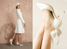 If you are looking to change up your style throughout your big day but do not want to splash out on two different pairs of shoes, Harriet is the perfect style for you. Simply re-tie the satin sash in a bow at the back to easily create an effortlessly seductive style. The perfect transition into your evening celebrations. Click through to explore our blog for more information. Ribbon Shoes, Satin Sash, Bride Shoes, Tie The Knots, Your Shoes, Big Day, Celebrations, Your Style, Wedding Day