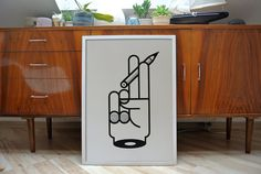 Hand | A2 screenprint poster | limited edition of 35