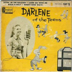 Darlene of the Teens (Disneyland Records)