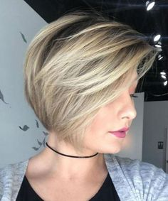Effortlessly Cool Short Layered Hairstyles for Women You Must Try Right Now Straight Black Hair, Short Hair With Layers, Short Hair Cuts, Short Hair Styles, Best Bob Haircuts, Thin Hair Haircuts, Bob Hairstyles, Woman Hairstyles, Blonde Haircuts