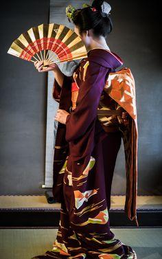 2016 maiko, Gion Kobu, Mameroku