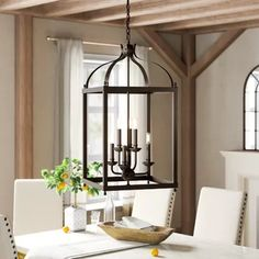 I love this farmhouse style pendant light for over the kitchen table. It works for French Country Lighting, Modern Farmhouse Lighting and Farmhouse Style Lighting. Simple Chandelier, Rectangle Chandelier, Globe Chandelier, Linear Chandelier, Chandeliers, Chandelier Lighting, Empire Chandelier, Farmhouse Pendant Lighting, Farmhouse Chandelier