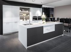 We'll put you in touch with German kitchen showrooms whose kitchens cost less than Wickes, Magnet & Wren. Kitchen Cost, Kitchen Island, German Kitchen, Kitchen Showroom, Küchen Design, Amazing Architecture, Home Kitchens, House Plans, Sweet Home