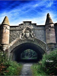 Helen's Bay Bangor, Belfast, Tower Bridge, Northern Ireland, Past, Irish, Mansions, Architecture, House Styles