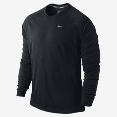 Nike Store. Nike Miler Men's Running Shirt