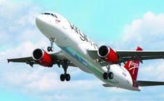 Virgin launches glass-bottomed plane - Virgin.com