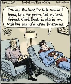 Home of Bizarro by Dan Piraro, a single-panel comic strip making people laugh for over 30 years. Meme Comics, Fun Comics, Bad Memes, Funny Memes, Memes Humor, Funny Quotes, Haha Funny, Hilarious, Funny Stuff