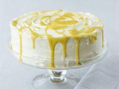 Kochbuch-Cover für Zitronenkuchen-Rezepte