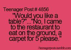 Lol yes!