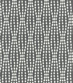 Upholstery Fabric- Waverly Strands Charcoal...chairs...joanne