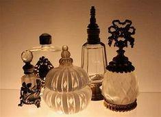 Old perfumes bottles on Pinterest | Old Perfume Bottles ...