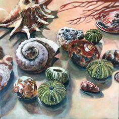 Oil on canvas - Susan Slump Venter Oil On Canvas, My Arts