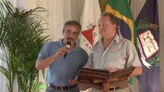 DELEGAÇÃO HOLANDESA & ÓLEO DE MACAÚBA DE DORES DO INDAIÁ